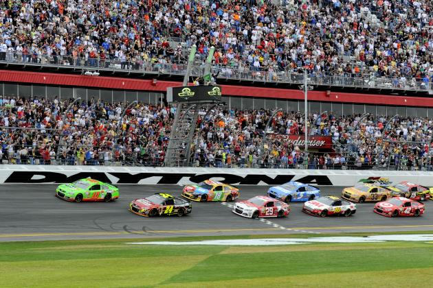 Power Ranking the Last 10 Daytona 500 Races