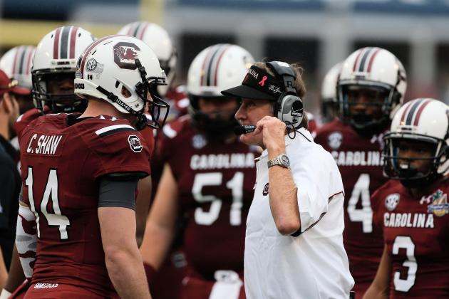 South Carolina Football: Top 5 Moments of 2013 Season
