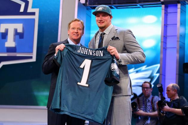 Philadelphia Eagles 2014 Mock Draft: Round by Round Best-Case Scenarios