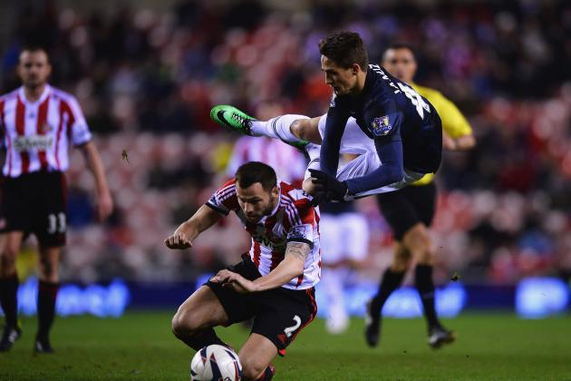 Best XI from Capital One Cup Semi-Finals: Sunderland and City Shock and Awe