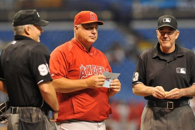 Projecting Los Angeles Angels' 5-Man Rotation for 2014