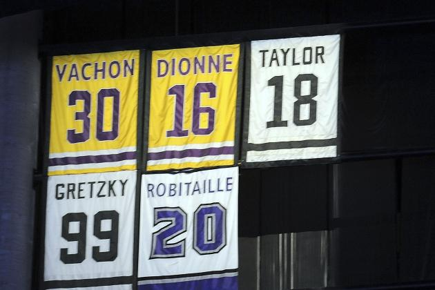 NHL Numbers That Never Should Have Been Retired