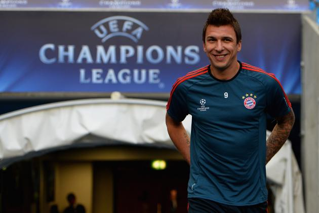 6 Reasons Why Mario Mandzukic Should Leave Bayern Munich for AC Milan