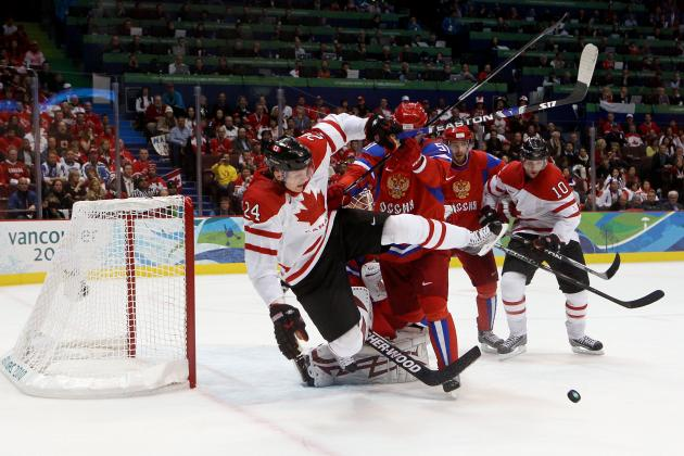 Predicting the Group Standings for Ice Hockey at 2014 Winter Olympics