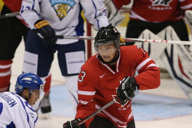 Stock Watch for Top 2014 NHL Draft Prospects Post-World Junior Championships