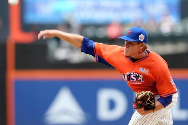 Odds of Top New York Mets Prospects Making the 2014 Opening Day Roster
