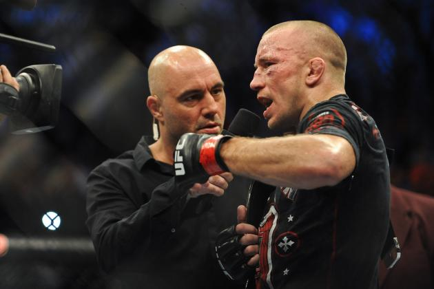 Georges St-Pierre Leaving and the Biggest MMA Stories of 2013