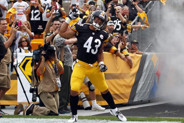 Positions the Steelers Should Avoid in the First Round of the 2014 NFL Draft