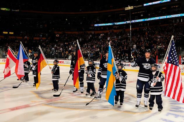 Ranking Every 2014 Olympic Hockey Team's Blue Line