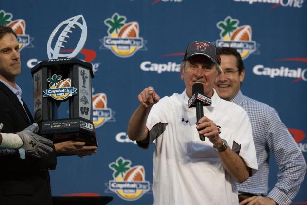 South Carolina Football Recruiting: Updates on 2014 Commits and Targets