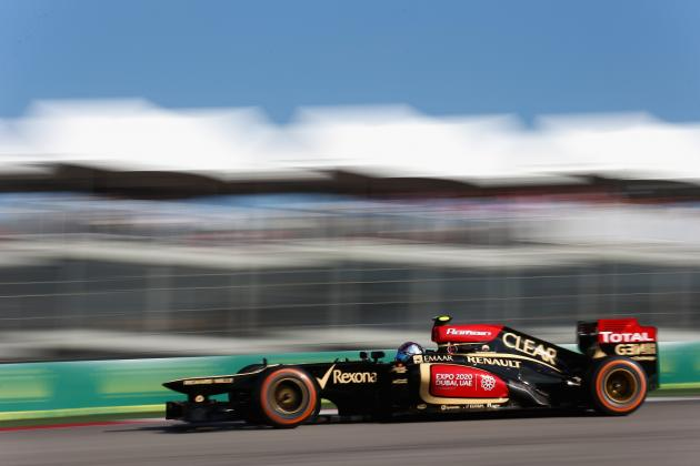 6 Reasons Why Lotus Will Not Be Serious Contenders in the 2014 Formula 1 Season