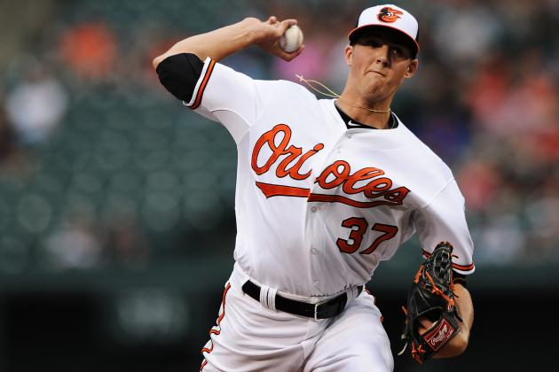 Baltimore Orioles' Top 10 Prospects for 2014