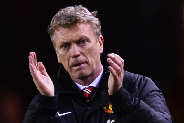 Paper News and Gossip: Moyes' Man Utd Misery, Arsenal Target Morata