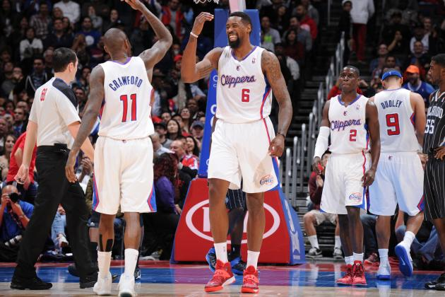 Final First-Half Player Power Rankings for LA Clippers