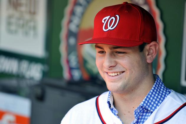Washington Nationals' Top 10 Prospects for 2014