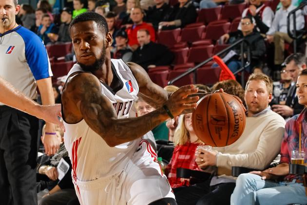Best Potential Trade Destinations for D-League Sensation Pierre Jackson