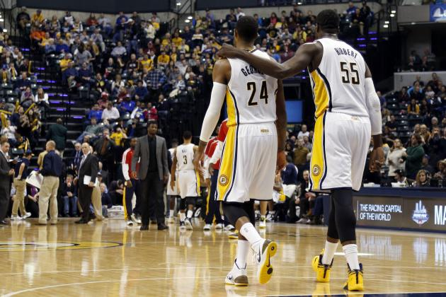 Final First-Half Player Power Rankings for Indiana Pacers