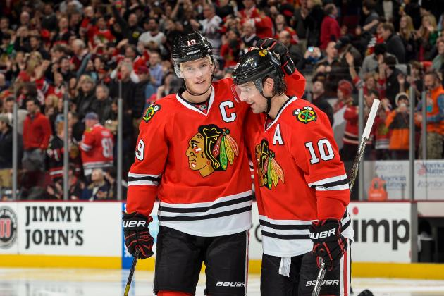 Projected Roles for Each Chicago Blackhawk Going to Sochi