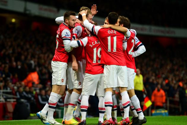 20 Best Reasons to Love Arsenal in 2014