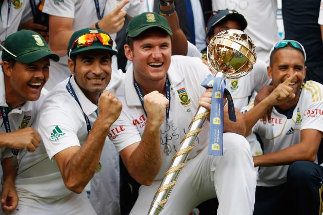 Previewing South Africa's Fixtures, Schedule and Goals for 2014