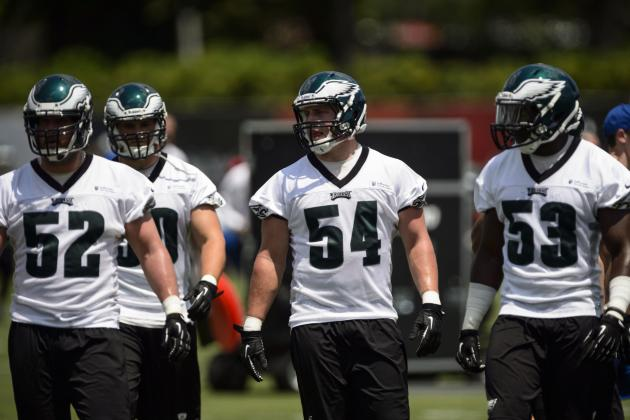 Philadelphia Eagles Who Will Be on the Roster Bubble in 2014