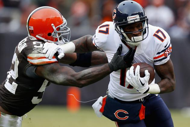 Grading the Strength of Each Position on Bears' Roster Heading into Free Agency