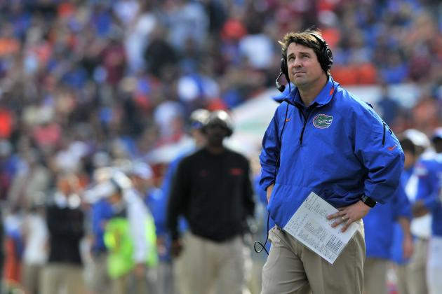 10 College Football Coaches Who Will Begin 2014 Season on the Hot Seat
