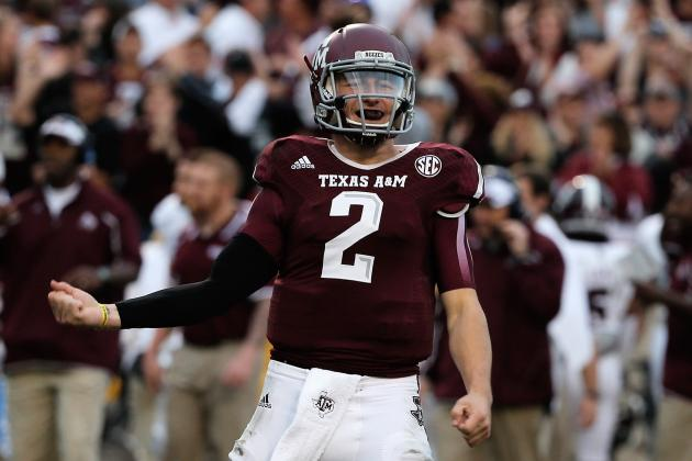 Projecting the Best NFL Fits for Johnny Manziel