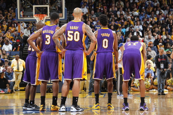 Final First-Half Player Power Rankings for LA Lakers