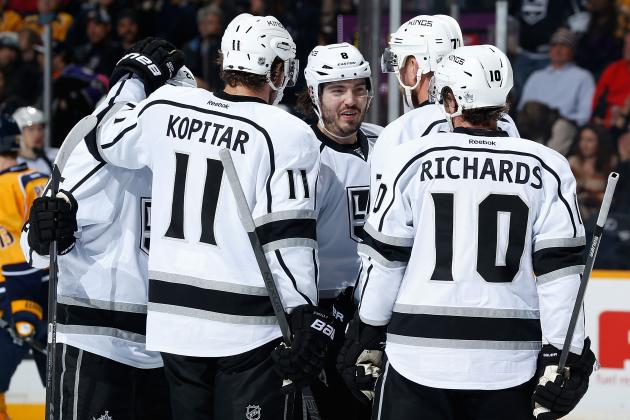 5 Bold Predictions for Los Angeles Kings in 2nd Half of 2013-14 Season