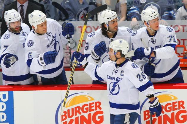5 Bold Predictions For Tampa Bay Lightning In 2nd Half Of 2013 14 Season Bl