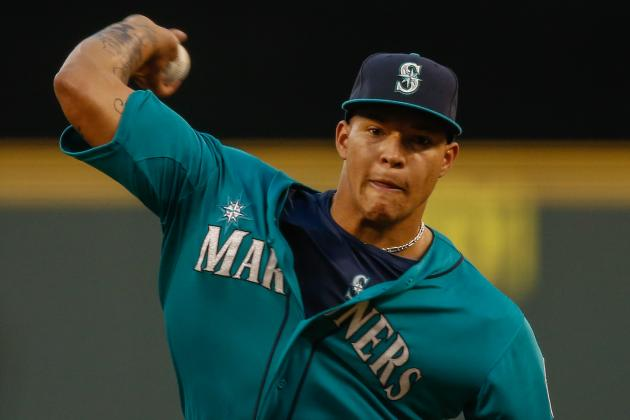 Seattle Mariners' Top 10 Prospects for 2014