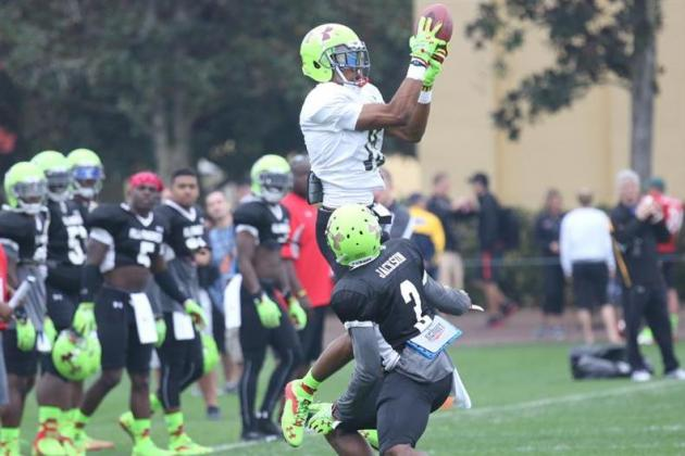 Breaking Down 5-Star WR Malachi Dupre's Highlight Tape