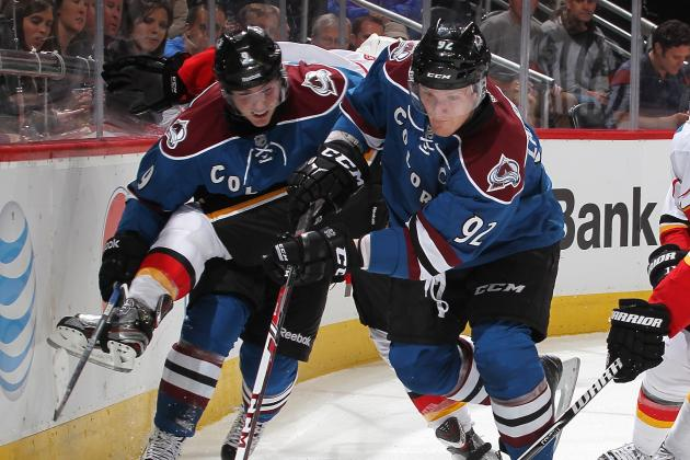 Projected Roles for Each Colorado Avalanche Player Going to Sochi