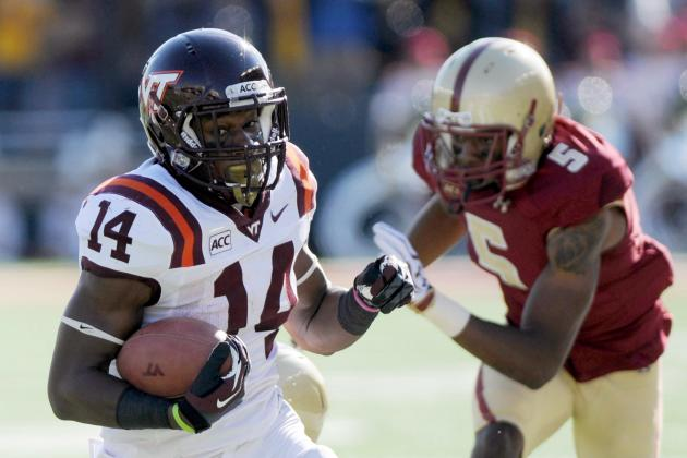 Virginia Tech Football: 4 Players Who Will Help the Hokies Offense in 2014
