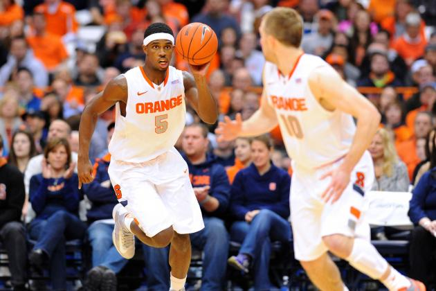 Syracuse Basketball: Each Orange Starter's Most Impressive Stat