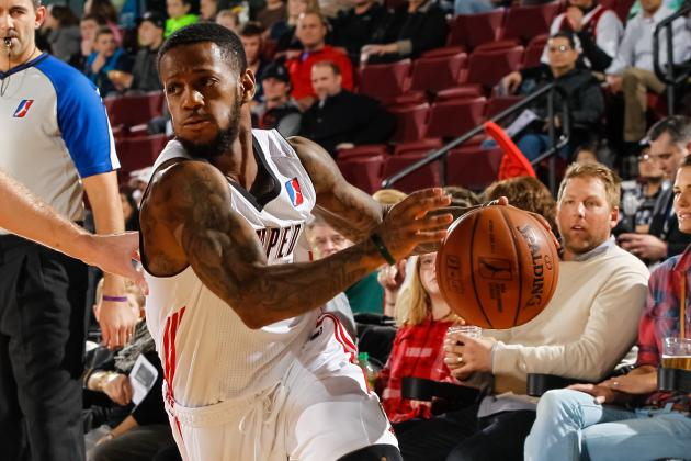 5 Takeaways from NBA D-League Showcase Event
