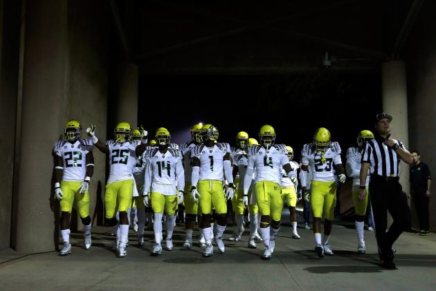 Oregon Football: An Early Look at the Ducks' 2014 Season