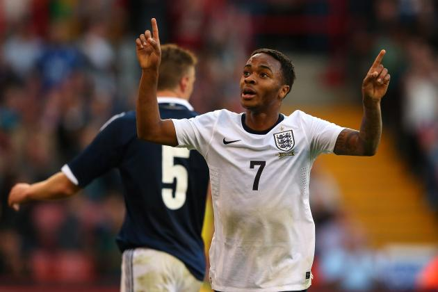 Why Liverpool's Jordan Henderson, Raheem Sterling Should Go to the World Cup