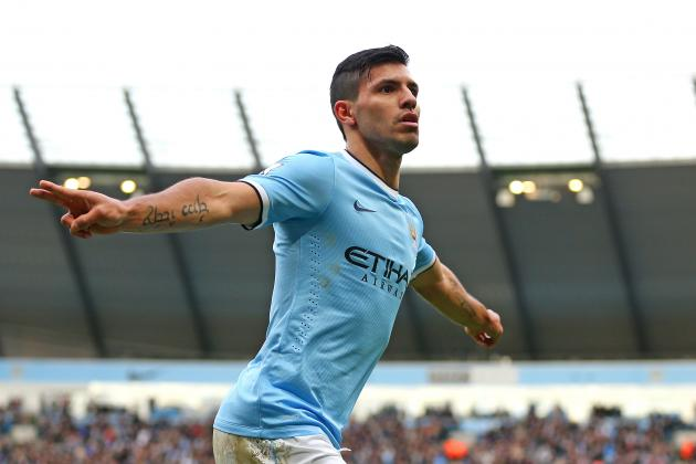 8 Potential Replacements for Sergio Aguero at Manchester City