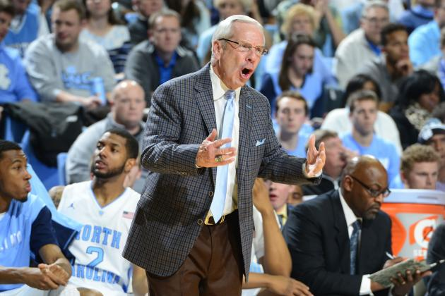 UNC Basketball: Tar Heels' 5 Biggest Concerns in ACC Play