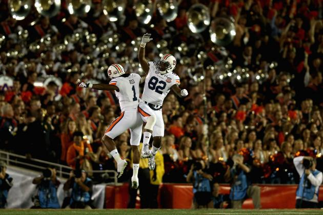 Ranking Most Amazing, Confounding Moments from Auburn's Stunning Football Season