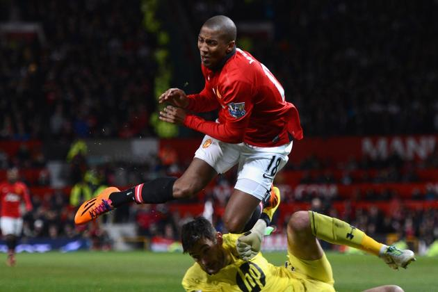 5 Manchester United Players Who Don't Have a Future at the Club