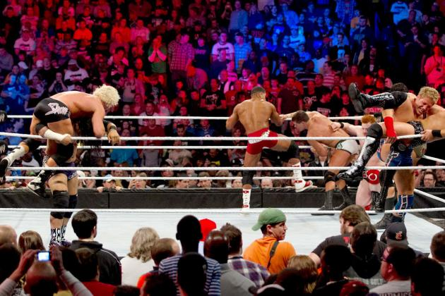 WWE Royal Rumble 2014: Power Ranking the 5 Worst Rumble Matches
