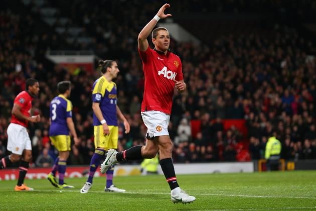 Javier Hernandez: 5 Reasons Why Chicharito Won't Leave Manchester United