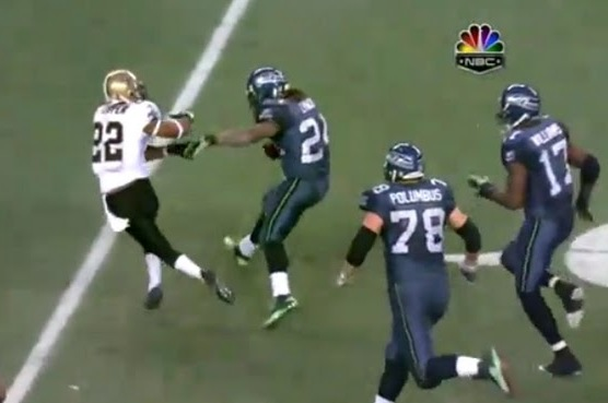 These Guys Tried To Make a Tackle, Guess What Happened Next?