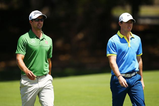 Biggest Concerns for Golf's Top Stars in 2014