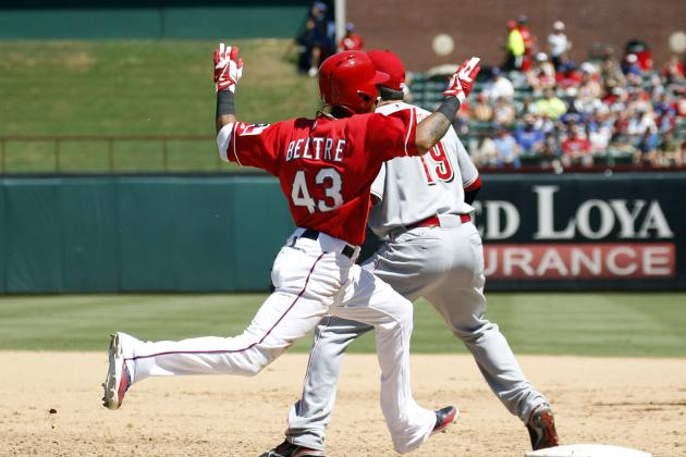 Texas Rangers' 2014 Bench: Projections and Thoughts