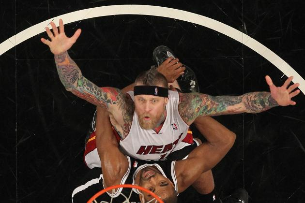 Most and Least Tatted-Up NBA Teams