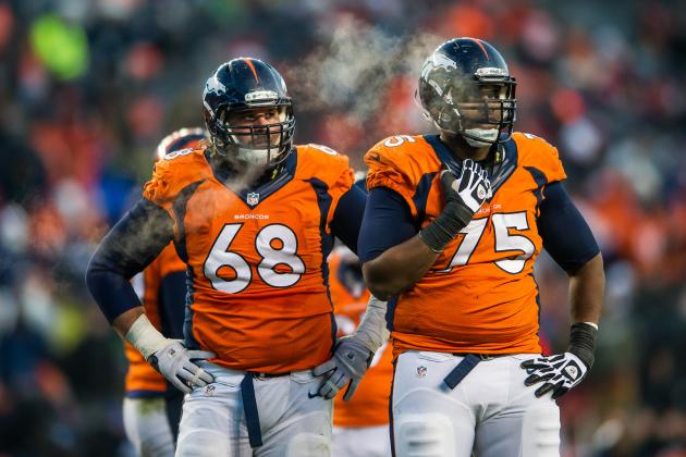 Denver Broncos Free Agency: Keep, Walk or Tag Options for Every Free Agent